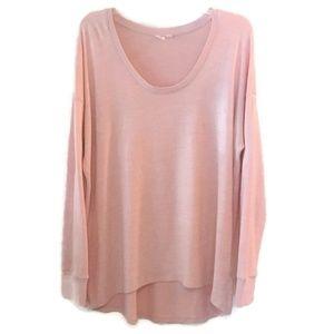 Blush Pink Tunic by GAP ~ Size XL
